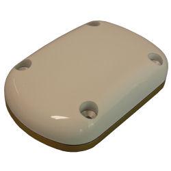 Антенна имеет специальную обтекающую форму для лучших аэродинамических показателей.
